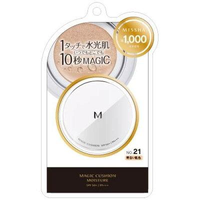 ミシャ M クッションファンデーション モイスチャー No.21(15g)