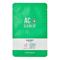 ETUDE HOUSE AC Clean Up Sheet Mask 5Sheet /エチュードハウス AC クリーンアップ シートマスク 5枚