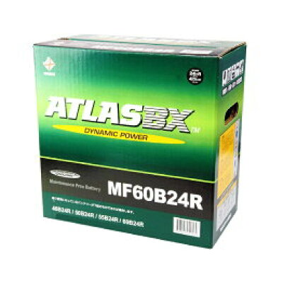 ATLASBX ( アトラス )車バッテリー ( Dynamic Power ) AT (MF) 60B24R