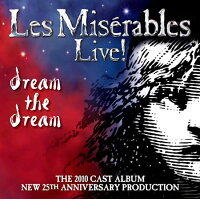 Les Miserables Live! The 2010 Cast Album 2CD ost