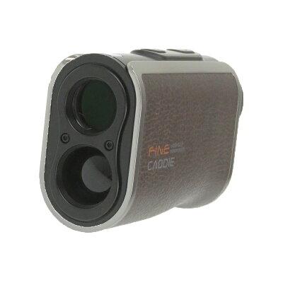 FineCaddie J300 プレミアム Brown レーザー距離計 充電式