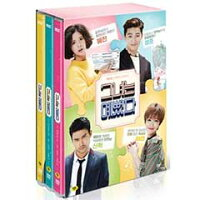 韓国ドラマ/彼女はキレイだった DVD-BOX 韓国盤 SHE WAS PRETTY