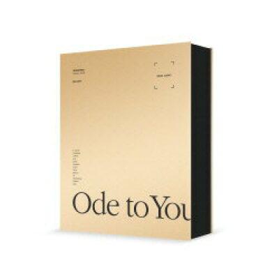 輸入盤 SEVENTEEN / WORLD TOUR : ODE TO YOU IN SEOUL 3BLU-RAY