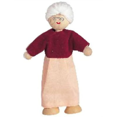 プランドールハウス おばあさん
