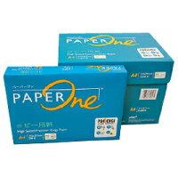APRIL 高白色コピー用紙 PAPER ONE A4 (500枚×10冊)