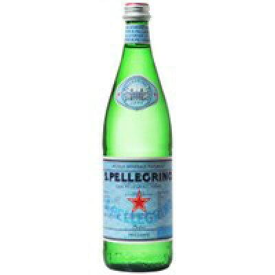 サンペレグリノ 炭酸水  *   ミネラルウォーター天然炭酸水