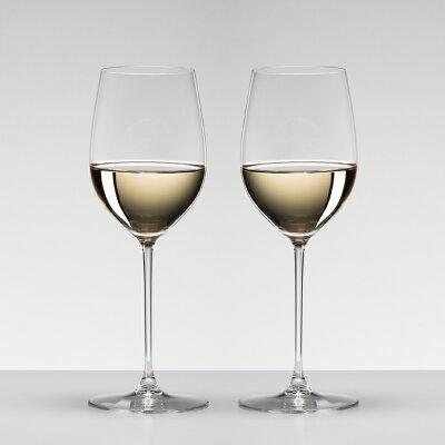 リーデル ヴェリタス ヴィオニエ/シャルドネ ワイングラス 6449/5 370cc 669