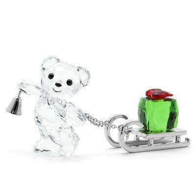 スワロフスキー SWAROVSKI クリスタル フィギュア クリスベア Kris Bear #5464863
