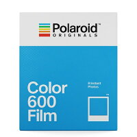 IMPOSSIBLE POLAROID COLOR FILM FOR 600