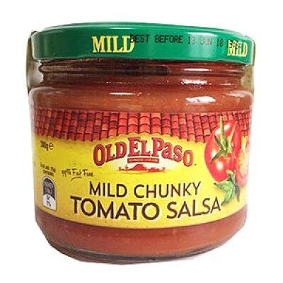 オールドエルパソ トマトサルサディップ マイルド 瓶 300g