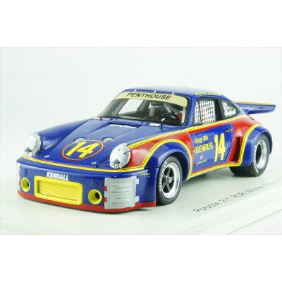 1/43 ポルシェ 911 カレラ RSR No.14 Winner Sebring 12h 1976 A. Holbert - M. Keyser スパーク