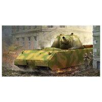 1/35 VIII号戦車 マウス トランペッター