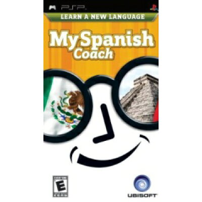 My Spanish Coach (海外北米版) PSP Ubisoft