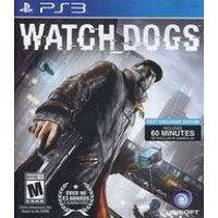 ゲーム海外版 ウォッチドッグス PS3 Watch Dogs Playstation 3 UbiSoft