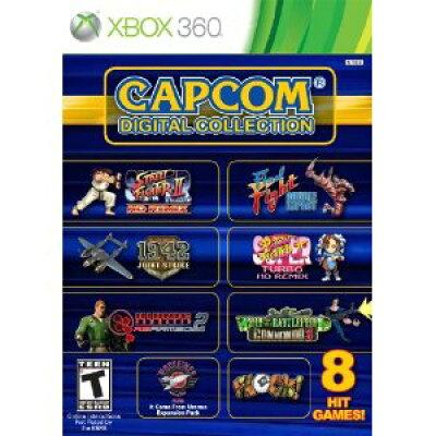 XBOX360 Capcom Digital Collection / カプコン デジタルコレクション 【海外北米版】