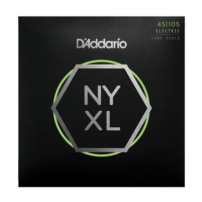 ダダリオ/D'Addario NYXL Series Electric Bass Strings NYXL45105