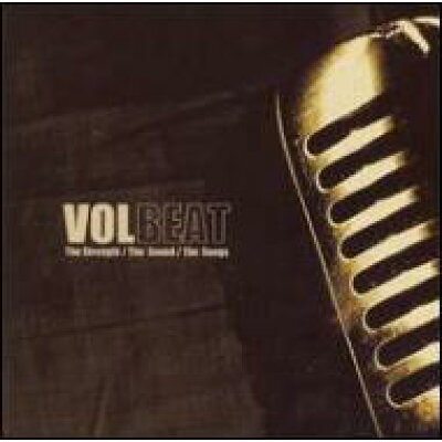 Volbeat / Strength The Sounds The Songs 輸入盤