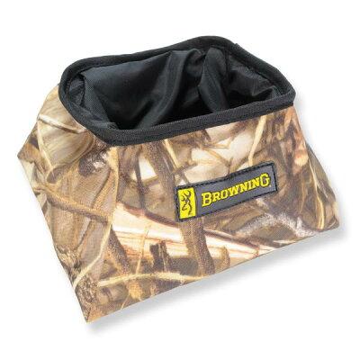ブローニング フードボウル 折りたたみ式 カモ 13000101 Browning 犬 猫 食器 皿 水のみ