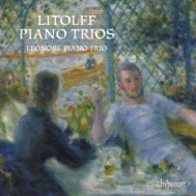リトルフ 1818-91 / Piano Trio, 1, 2, : Leonore Piano Trio +serenade 輸入盤