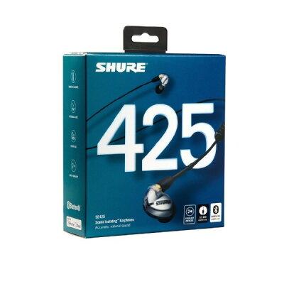 SHURE SE425-V+BT1-A