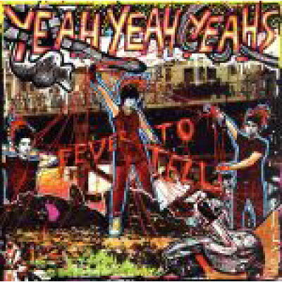 YEAH YEAH YEAHS ヤー・ヤー・ヤーズ FEVER TO TELL CD