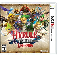 3DS 北米版 Hyrule Warriors Legends ゼルダ無双 ハイラルオールスターズ