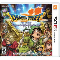 Dragon Quest VII: Fragments of the Forgotten Past 3DS 海外輸入北米版ゲームソフト