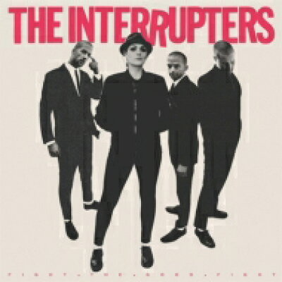 Interrupters / Fight The Good Fight 輸入盤
