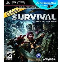 Cabela's Survival: Shadows of Katmai 輸入版:北米 PS3