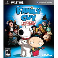 Family Guy Back to the Multiverse 輸入版:北米