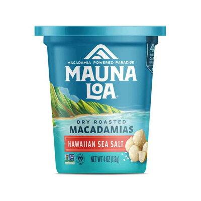 マウナロア マカデミアナッツ 塩味 113g