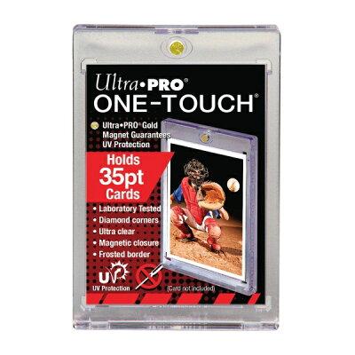 ultrapro ウルトラプロ  トレーディングカード用マグネットホルダー ワンタッチ 約 厚対応 88-81575