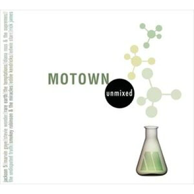 VARIOUS ヴァリアス MOTOWN UNMIXED CD