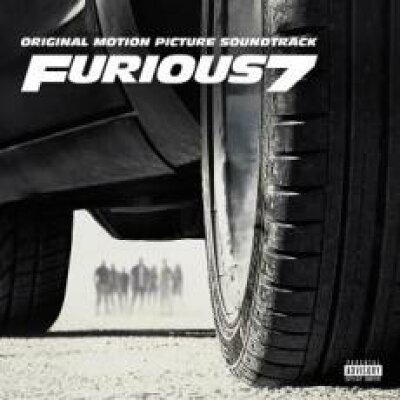 ワイルド スピード Sky Mission / Fast And Furious 7 輸入盤