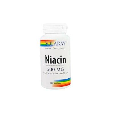 Niacin 100 Capsules/カプセル錠