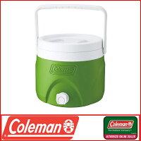 Coleman パーティスタッカーTMジャグ/2G (グリーン) メーカー品番:3000001364