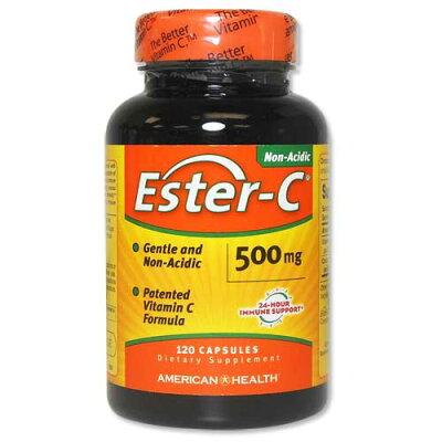 エスターC高吸収 500mg 120粒