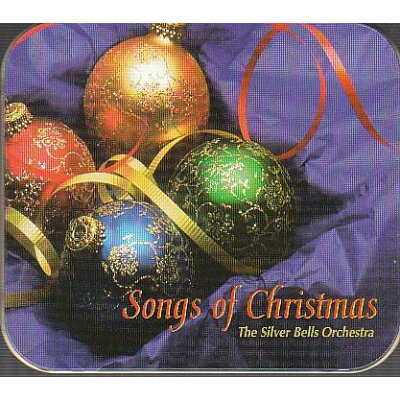 Songs of Xmas (Tin) / Silver Bells Orchestra