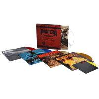 Pantera パンテラ / Complete Studio Albums 1990-2000