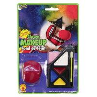 18172 Makeup Clown