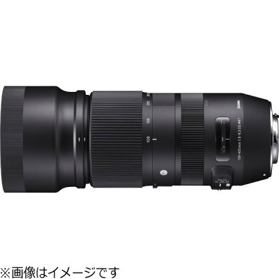 SIGMA 望遠ズームレンズ  Contemporary 100-400F5-6.3 DG OS HSM/C