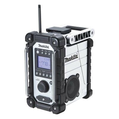 makita 充電式ラジオ MR107W