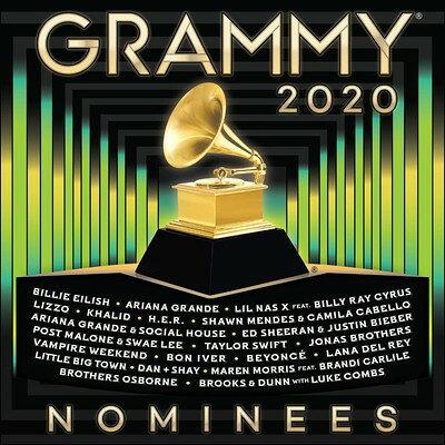 グラミー賞 / 2020 Grammy Nominees 輸入盤