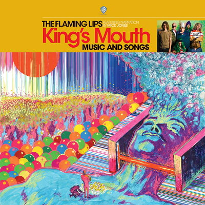 Flaming Lips フレイミングリップス / King's Mouth 輸入盤