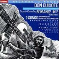 Strauss, R. シュトラウス / R・シュトラウス:ドン・キホーテ他 N・ヤルヴィ S.N.O 輸入盤