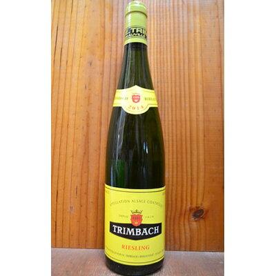トリンバック アルザス リースリング 白ワイン