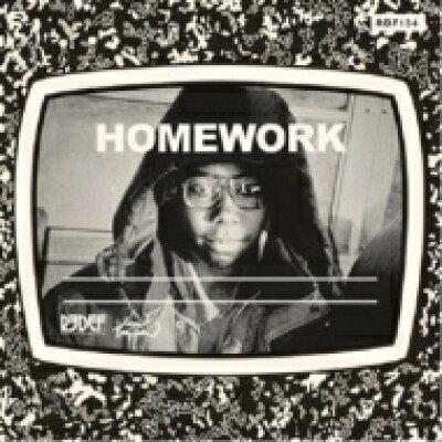 Kev Brown / Homework Colored Vinyl +7inch