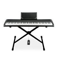 KORG B1BK X型スタンド  電子ピアノ 88鍵盤