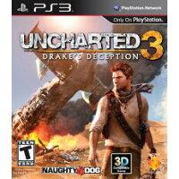 Uncharted 3: Drake's Deception 輸入版