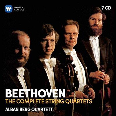 Beethoven ベートーヴェン / 弦楽四重奏曲全集 アルバン・ベルク四重奏団 1978-83 7CD 輸入盤